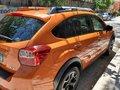 Orange Subaru XV 2.0 Premium Auto-1