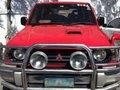 Selling Red Mitsubishi Pajero 2003 in Mandaluyong-3