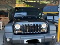Black Jeep Wrangler Unlimited 2018 -2