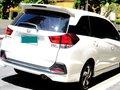 White Honda Mobilio 2015 SUV / MPV for sale in Manila-7