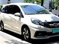 White Honda Mobilio 2015 SUV / MPV for sale in Manila-8