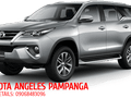 135K ALL IN PROMO WITH ADDITIONAL SURPRISES - BRAND NEW TOYOTA FORTUNER 4X2 G 2020 AT-0