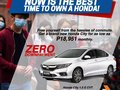 Brand New 2020 Honda City E CVT -1