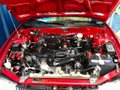Red Mitsubishi Lancer 2001 for sale in Quezon City-1