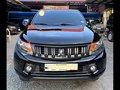 Black Mitsubishi Strada 2018 for sale in Marikina-12