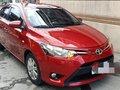 2014 Toyota vios 1.3e-5
