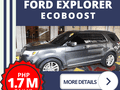2016 Ford Explorer Ecoboost NEW LOOK RUSH-0