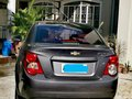 Sell Grey 2014 Chevrolet Sonic in Manila-0