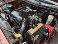 Red Mitsubishi Strada 2010 Truck for sale-2