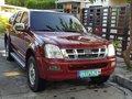 Red Isuzu D-Max 2007 Truckfor sale in Manila-0