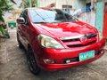 Selling Red Toyota Innova 2005 SUV / MPV in Quezon City-6