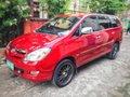 Selling Red Toyota Innova 2005 SUV / MPV in Quezon City-5