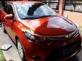 Orange Toyota Vios 2013 Sedan for sale in Bacoor-7