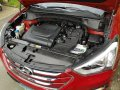 Selling Red Hyundai Santa Fe 2013 SUV / MPV in Manila-1