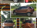 Sell Orange 2018 Ford Ecosport SUV / MPV in Mandaluyong-0