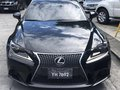 2015 Lexus IS 350 F Sport AT-2