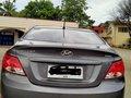 FOR SALE Hyundai Accent 2015 1.6 Sedan Manual Diesel (Silver)-1