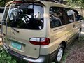 Beige Hyundai Starex 2004 for sale in Muntinlupa-6
