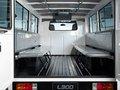 Mitsubishi L300 interior Philippines