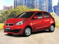 Mitsubishi Mirage beauty shot