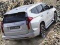 Mitsubishi Montero Sport back quarter philippines