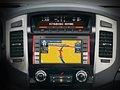 Mitsubishi Pajero infotainment system philippines