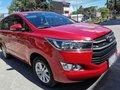 Red Toyota Innova for sale in Danao-4