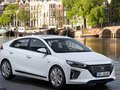 Hyundai Ioniq Hybrid front quarter philippines
