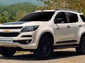 Chevrolet Trailblazer front quarter philippines
