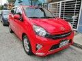 Selling Red Toyota Wigo in San Mateo-9