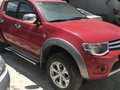 For Sale Cebu City unit  2014 red Mitsubishi strada GLS Sport-V  2.5L 4x4 manual Limited Edition,-5