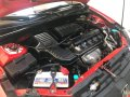 Red Honda Civic 2005 Hatchback at 90000 km for sale-3