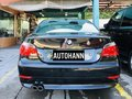 Sell Black 2003 BMW 5-Series 545i E60 Auto in Parañaque-0
