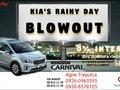 Kia Grand Carnival for 0% Interest Monthly Installment P58,188!-0