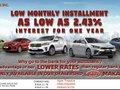 Kia Grand Carnival for 0% Interest Monthly Installment P58,188!-5