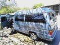 Blue Mitsubishi L300 1997 for sale in Calamba City-2