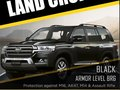 BULLETPROOF ARMORED 2020 TOYOTA LANDCRUISER BRAND NEW