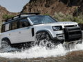 Land Rover Defender beauty shot philippines