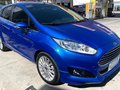 Sell Blue 2016 Ford Fiesta in Parañaque-9