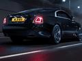 Rolls-Royce Wraith V12 Black Badge rear philippines
