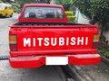1993 Mitsubishi L200  Red -1