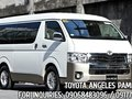 LOW DP LOW DP! 79K ALL IN! ALL NEW TOYOTA HIACE GL GRANDIA MT 1T (OLD)-0