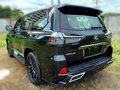 Brand new 2021 Lexus LX450d Kuro Edition V8-1
