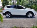 Toyota Rav4 2.5 Active Pearl White 2014-5