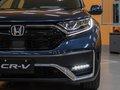 2021 Honda CR-V front fascia