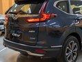 2021 Honda CR-V rear fascia