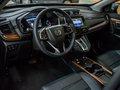 2021 Honda CR-V front cabin