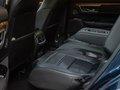 2021 Honda CR-V second row