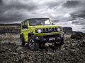 The All-New Jimny All Grip pro-4