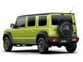The All-New Jimny All Grip pro-1